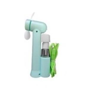 ミストスプレーファン ミスト機能付きハンディ扇風機 カラー:グリーン|selectshopsig