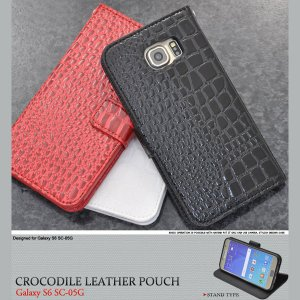 Galaxy S6 SC-05G ケース 手帳型 カバー|selectshopsig