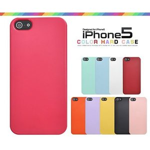 iPhone SE/5s/5 ケース ハードケース カラー アイフォン エスイー ファイブエス ファイブ スマホカバー スマホケース|selectshopsig