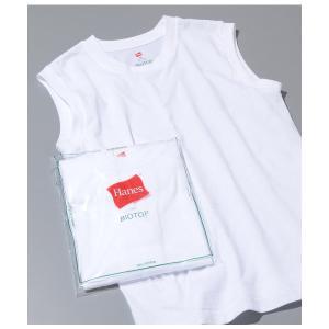 ADAM ET ROPE' / アダム エ ロペ 【Hanes FOR BIOTOP】Sleeveless T-Shirts|selectsquare