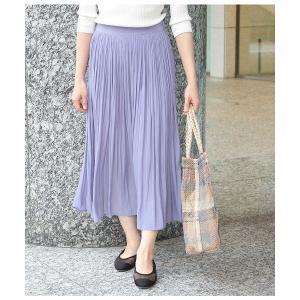 ROPE' / ロペ 【ドラマ着用】エアフローギャザープリーツスカート|selectsquare