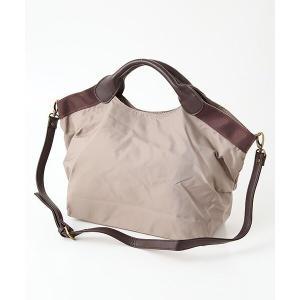 brontibayparis / ブロンティベイパリス ナイロンA4 2wayバッグ「アリア」|タカシマヤファッションスクエア