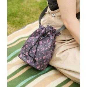 Daily russet / デイリーラシット 巾着ショルダーバッグ|タカシマヤファッションスクエア