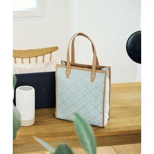 Daily russet / デイリーラシット 二重織り トートバッグ(L)|タカシマヤファッションスクエア