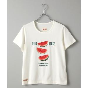 PINK HOUSE / ピンクハウス ピンクハウスプリントカットソー|タカシマヤファッションスクエア
