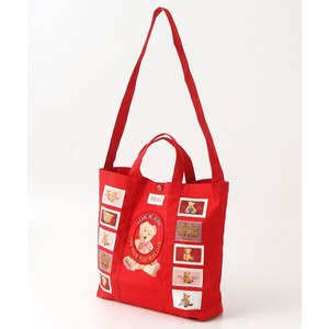 PINK HOUSE / ピンクハウス テディベアクラブ刺繍2WAYバッグ|タカシマヤファッションスクエア