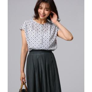 UNTITLED / アンタイトル 【洗える】オリエンタルモチーフシャツ|selectsquare
