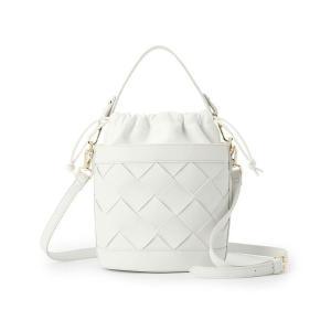 UNTITLED / アンタイトル ワイドイントレチャートバケツバッグ|タカシマヤファッションスクエア