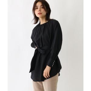 aquagirl / アクアガール 2WAYテントラインロングシャツ