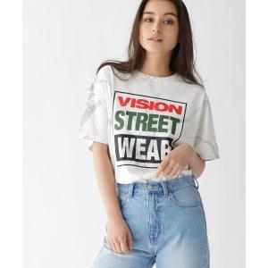 BASE STATION / ベースステーション Tシャツ VISION/ビジョン別注 タイダイTシャツ selectsquare