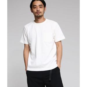 BASE STATION / ベースステーション YZ 20/2 天竺 無地 半袖 Tシャツ selectsquare