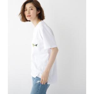 BASE STATION / ベースステーション マークゴンザレス別注 ポケット エンジェル 半袖 Tシャツ|selectsquare