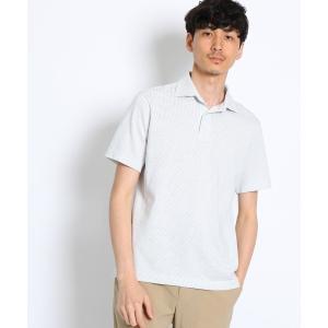 TAKEO KIKUCHI / タケオキクチ サンホーキンドットポロシャツ[メンズ ポロシャツ]|selectsquare