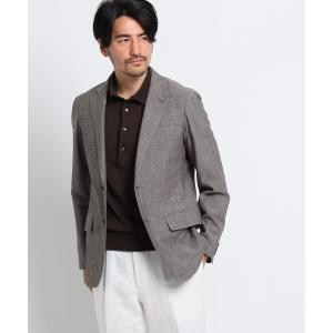 TAKEO KIKUCHI / タケオキクチ CS_ウールリネンストレッチジャケット [ メンズ ジャケット ]|selectsquare