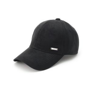 TAKEO KIKUCHI / タケオキクチ マイクロスウェードキャップ [メンズ 帽子 キャップ スウェード]|selectsquare
