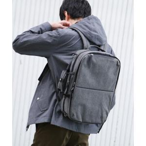 TAKEO KIKUCHI / タケオキクチ 3WAYバックパック selectsquare
