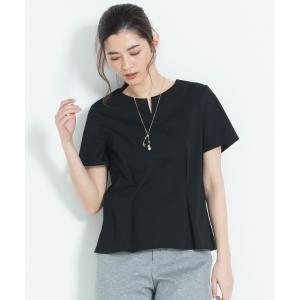 自由区 / ジユウク 【洗える】DOUBLE CLOTH JERSEY カットソー|selectsquare