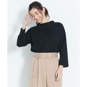 自由区 / ジユウク 【洗える】DOUBLE CLOTH ニット|selectsquare