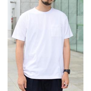 tk.TAKEO KIKUCHI / ティーケー タケオキクチ 汗染み防止抗菌防臭 クルーネックTシャツ selectsquare