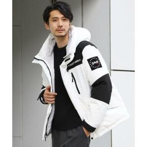 tk.TAKEO KIKUCHI / ティーケー タケオキクチ Schott別注 ダウンジャケット
