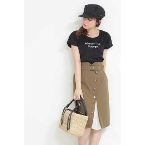 PROPORTION BODY DRESSING / プロポーションボディドレッシング  ◆トレンチプリーツタイトスカート selectsquare