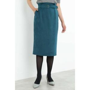 BOSCH / ボッシュ フェイクスエードタイトスカート