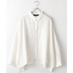 MARcourt / マーコート linen wide shirt|タカシマヤファッションスクエア