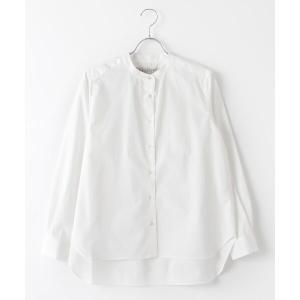 MARcourt / マーコート MidiUmi バンドカラーシャツ|タカシマヤファッションスクエア