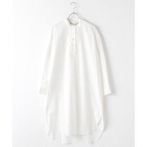 MARcourt / マーコート MidiUmi バンドカラーシャツワンピース|タカシマヤファッションスクエア