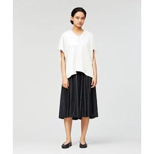 MARcourt / マーコート mizuiro ind VネックボックスT|タカシマヤファッションスクエア