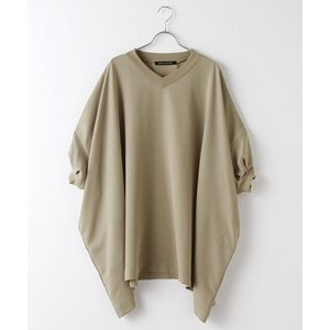 MARcourt / マーコート V neck wide OP|タカシマヤファッションスクエア