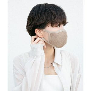 SMELLY / スメリー ニットリブマスク|タカシマヤファッションスクエア