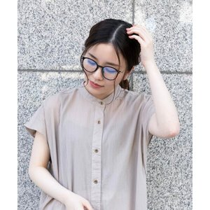 SMELLY / スメリー 【WEB限定】ブルーライトカットメガネA|タカシマヤファッションスクエア