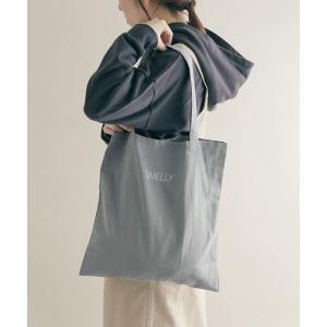 SMELLY / スメリー ロゴビッグエコバッグ タカシマヤファッションスクエア