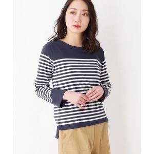 grove / グローブ マリンボーダーロングTシャツ|selectsquare
