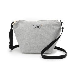 grove / グローブ 【WEB限定カラーあり】Lee(R) ポリキャンミニショルダーバッグ|selectsquare