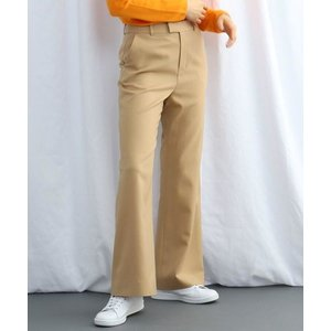 JET NEWYORK / ジェット ニューヨーク フルレングスウールフレアパンツ タカシマヤファッションスクエア