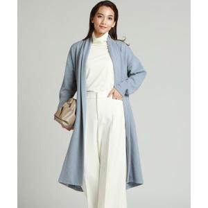 LAUTREAMONT / ロートレアモン ジャージ素材のローブカーディガン タカシマヤファッションスクエア