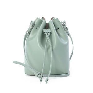 ef-de / エフデ 《Maglie par ef-de》巾着ショルダーバッグ《YAHKI》|タカシマヤファッションスクエア