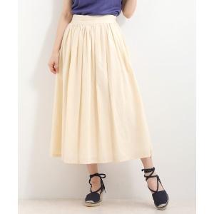 NIMES / ニーム ローンマキシスカート|タカシマヤファッションスクエア