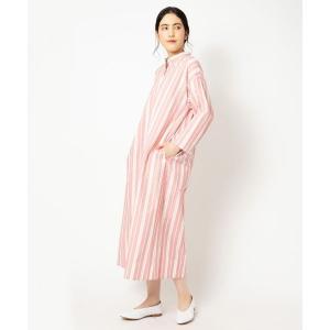 NIMES / ニーム pink et rayure ワンピース|タカシマヤファッションスクエア