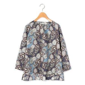 KORET / コレット リバティプリントブラウス|タカシマヤファッションスクエア