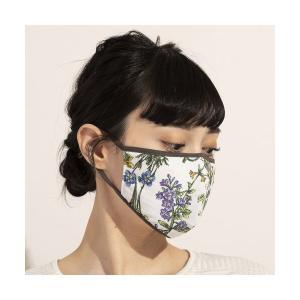 LOBJIE / ロブジェ ボタニカルプリントフィットマスク|タカシマヤファッションスクエア
