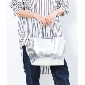 collex / コレックス 《定番人気》 メタリックミニトートバッグ|タカシマヤファッションスクエア