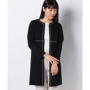 MADAM JOCONDE / マダムジョコンダ ミラノリブ ロングニットジャケット|タカシマヤファッションスクエア