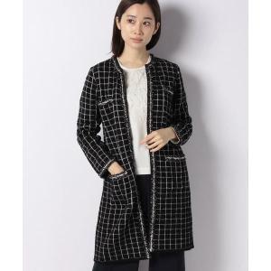 MADAM JOCONDE / マダムジョコンダ ブレード使い ファンシーニットジャケット|タカシマヤファッションスクエア