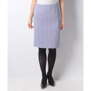 JOCONDE ROYAL / ジョコンダロイヤル ヘリンボーン編みジャージー タイトスカート|タカシマヤファッションスクエア