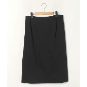 LAPINE ROUGE / ラピーヌ ルージュ 麻混 ストレッチスカート|タカシマヤファッションスクエア
