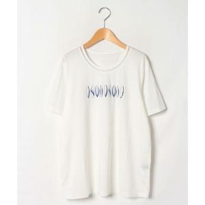 LAPINE ROUGE / ラピーヌ ルージュ ロイヤルクールスムース×刺繍カットソー|タカシマヤファッションスクエア