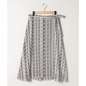 GUEST JOCONDE / ゲスト ジョコンダ 巻き風フィッシュテールスカート|タカシマヤファッションスクエア
